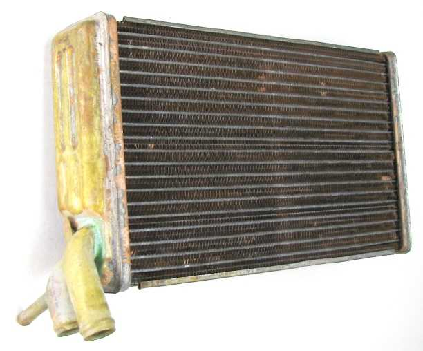 Радиатор отопителя ВАЗ 2110 медь (2110-8101050) - изображение 1