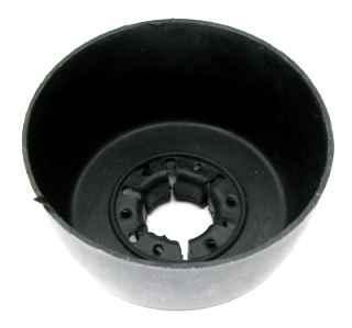 Кожух ШРУС ВАЗ 2121 пластиковый (2121-2215038) - изображение 1