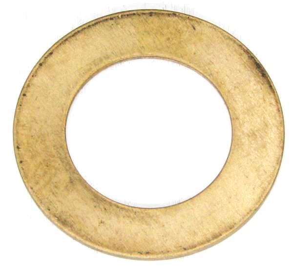 Шайба 34*56 регулировки сателлитов ВАЗ 2101 медь (ШБ125) - изображение