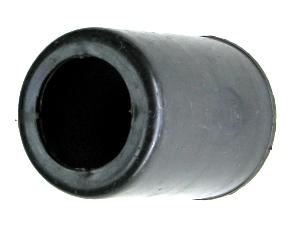 Кожух защитный передней стойки ВАЗ 2108, ДААЗ (2108-2902814) - изображение