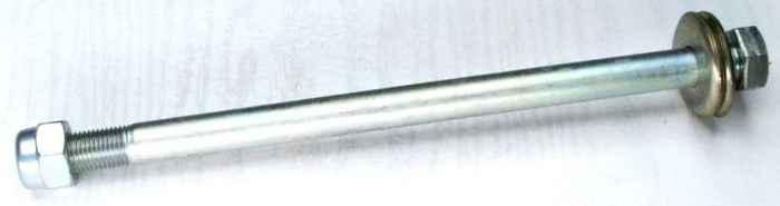 Ось верхнего рычага ВАЗ 2101 в сборе БелЗАН (2101-2904112) - изображение