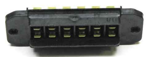Блок предохранителей ВАЗ 2101, 2103, 2106 малый ПР-120 (2106-3722100) - изображение 1