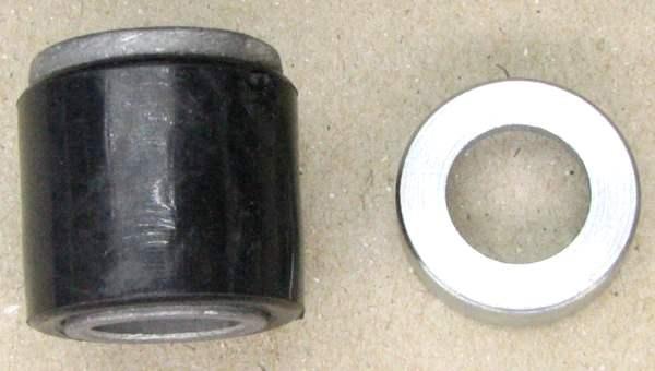 Втулки крепления генератора ВАЗ 2101 - изображение 1