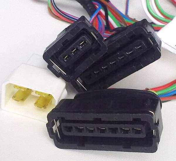 Жгут проводов коммутатора ВАЗ 2108 (2108-3724026-10) - изображение 1