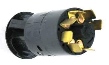 Кнопка аварийной сигнализации ВАЗ-2107 нового образца 7 контактов - изображение 2