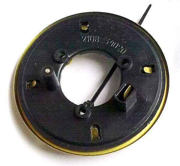Контактная пластина сигнала ВАЗ 2108 (2108-3402035) УЦЕНКА - изображение