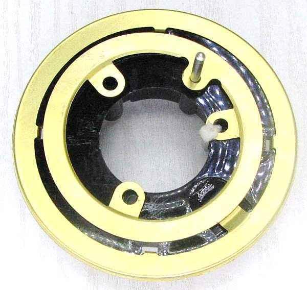 Контактная пластина сигнала ВАЗ 2110 в рулевое колесо (2110-3402045) - изображение