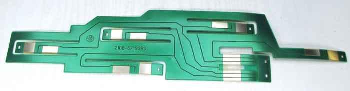 Плата заднего фонаря ВАЗ 2108 левая (2108-3716093) - изображение