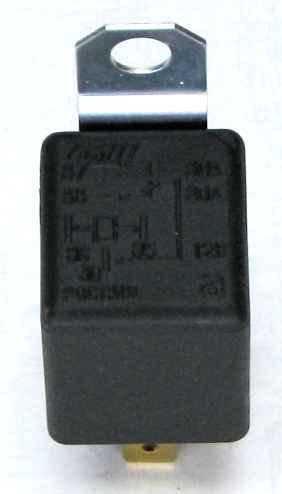 Реле 111/112, 5 контактов АСТРО 231.3787 - изображение 1