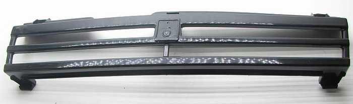 Решетка радиатора ВАЗ 21083 черная ПЛАСТИК (21093-8401016) - изображение 1