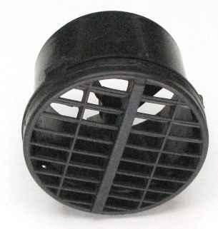 Дефлектор обдува ветрового стекла ВАЗ 2101, 2106, 2121 ПЛАСТИК (2106-8102130, 2106-8102132) - изображение