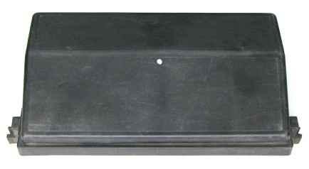 Крышка монтажного блока ВАЗ 2108 старого образца, ПЛАСТИК (2108-3722021) - изображение 1
