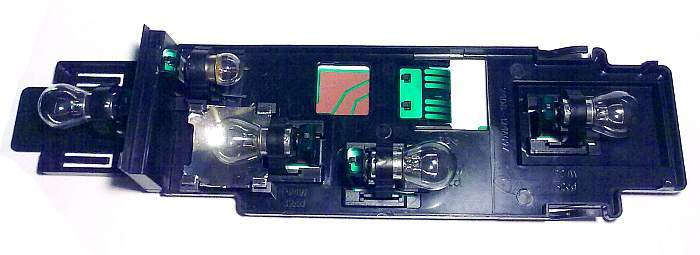 Плата заднего фонаря ВАЗ 2108 в сборе левая (2108-3716097) - изображение 3