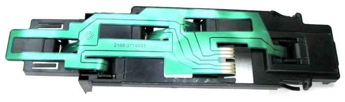 Плата заднего фонаря ВАЗ 2108 в сборе левая (2108-3716097) - изображение