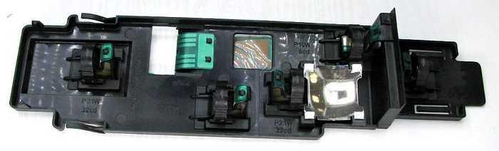 Плата заднего фонаря ВАЗ 2108 в сборе правая (2108-3716096) - изображение 1
