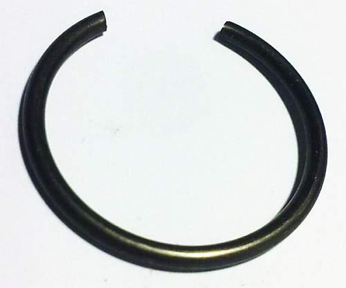 Стопорное кольцо поршневого пальца ВАЗ 21213 (СТ50) - изображение