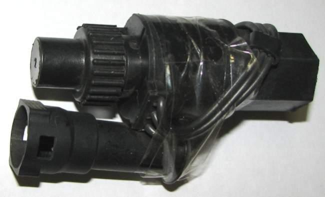 Датчик скорости ВАЗ 2110 с проводом и круглым разъемом 311.3843 (2112-3843010-03) - изображение