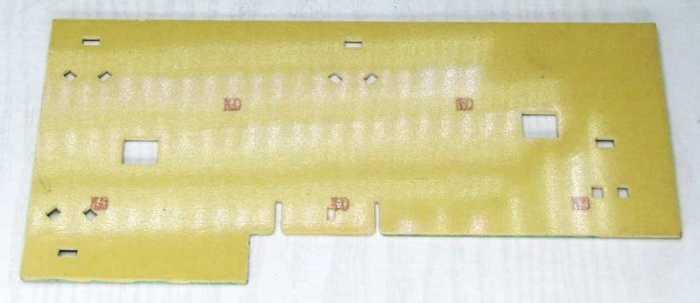 Плата заднего фонаря ВАЗ 2104 правая (2104-3716092) - изображение 1