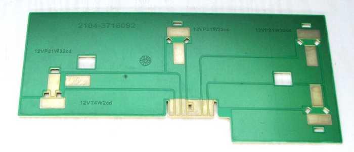 Плата заднего фонаря ВАЗ 2104 правая (2104-3716092) - изображение
