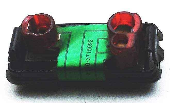 Плата заднего фонаря ВАЗ 2110 правая (угол) (2110-3716092) - изображение