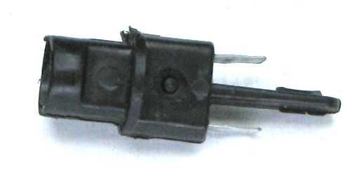 Патрон повторителя поворота ВАЗ 2108 - изображение