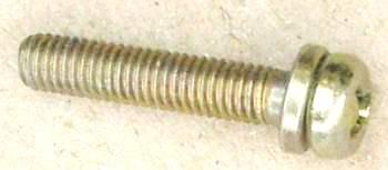 Винт М 5х0,8х20 верхней крышки карбюратора 1107894 (2101-1107894) - изображение 1