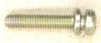Винт М 5х0,8х20 верхней крышки карбюратора 1107894 (2101-1107894) - изображение