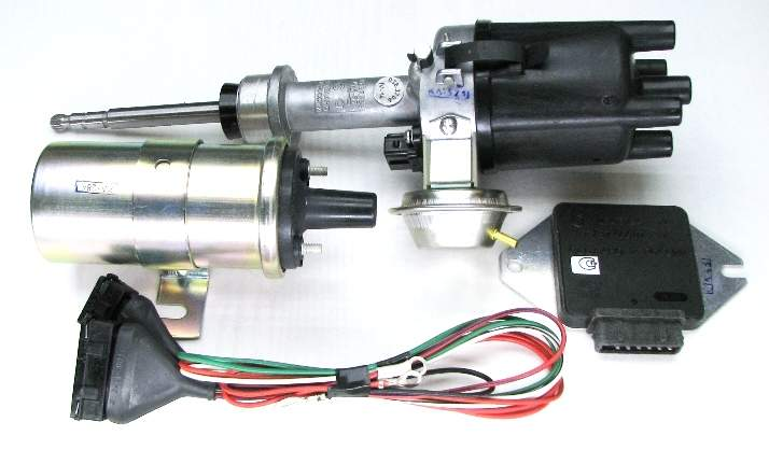 Комплект бесконтактного зажигания ВАЗ 2106, 2103 БСЗВ.625 - изображение