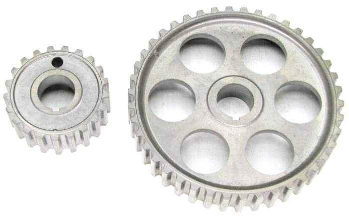 Шестерни ГРМ ВАЗ 2108 (компл.2шт) ТЗА (2108-1005020 + 2108-1005030) - изображение