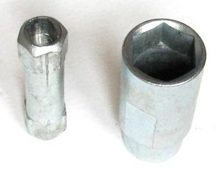 Ключ передней и задней стойки ВАЗ-2108 - изображение 1