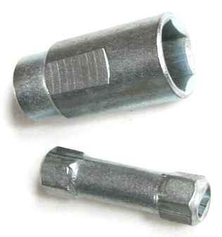 Ключ передней и задней стойки ВАЗ-2108 - изображение