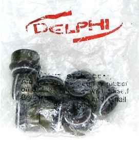 Колпачки маслосъемные ВАЗ 2101 DELPHI (2101-1007026) - изображение