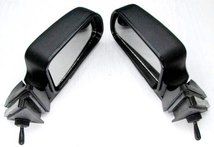 Зеркала наружные ВАЗ 2105 Люкс Волга (антиблик) - изображение 1