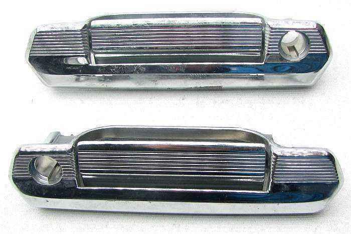 Ручки двери наружные ВАЗ 2106 передние - изображение