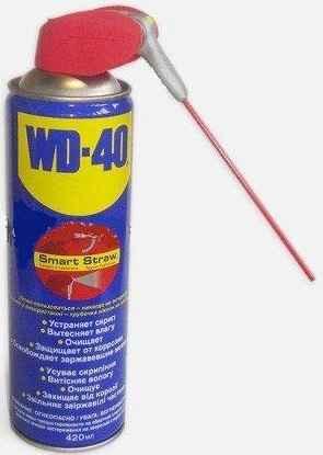 Смазка проникающая WD-40 (420мл) - изображение