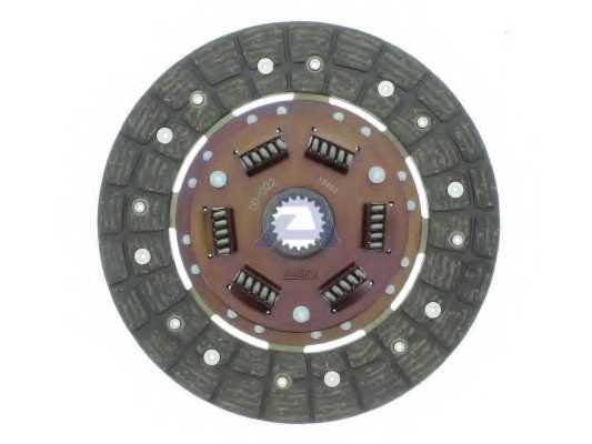 Диск сцепления AISIN DD-022 - изображение