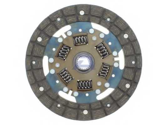 Диск сцепления AISIN DH-011 - изображение 1