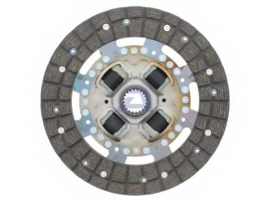 Диск сцепления AISIN DT-100V - изображение 1