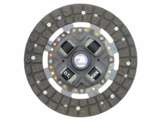 Диск сцепления AISIN DT-100V - изображение