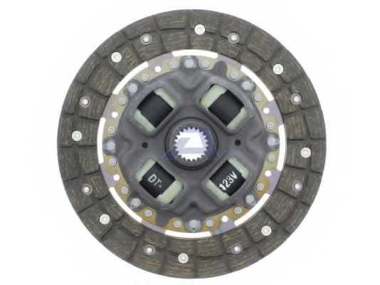 Диск сцепления AISIN DT-123V - изображение