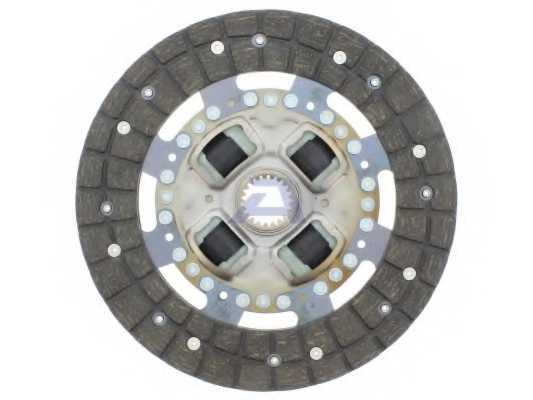 Диск сцепления AISIN DT-155V - изображение 1