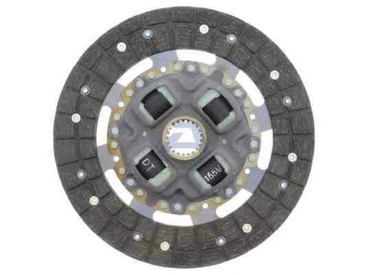 Диск сцепления AISIN DT-155V - изображение