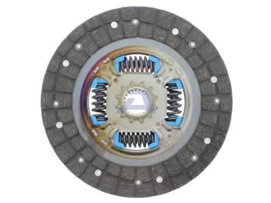 Диск сцепления AISIN DTX-106 - изображение 1