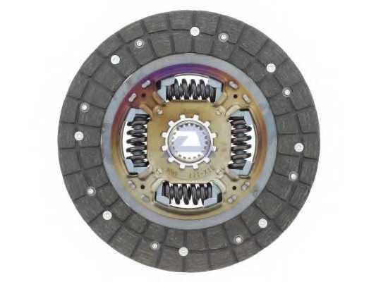 Диск сцепления AISIN DTX-117 - изображение