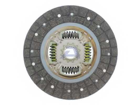 Диск сцепления AISIN DTX-154 - изображение 1