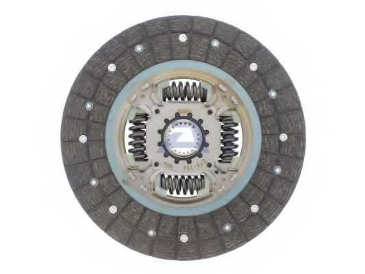Диск сцепления AISIN DTX-154 - изображение