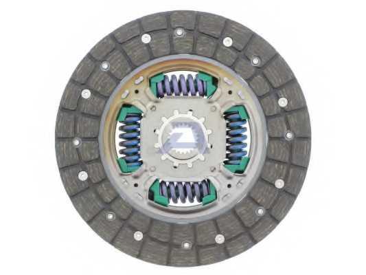 Диск сцепления AISIN DTX-199 - изображение 1