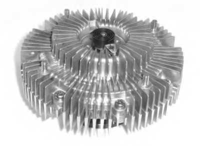 Сцепление вентилятора радиатора AISIN FCT-010 - изображение