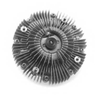 Сцепление вентилятора радиатора AISIN FCT-018 - изображение