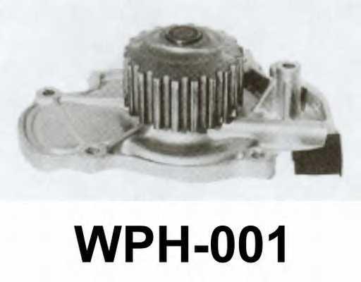 Водяной насос AISIN WPH-001 - изображение
